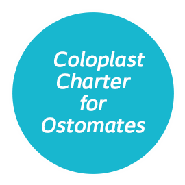 Coloplast Charter for Ostomates