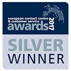 Silver Winner for the Best Collaboration of Marketing and Customer Services Award